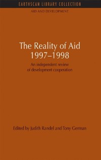 Cover Reality of Aid 1997-1998
