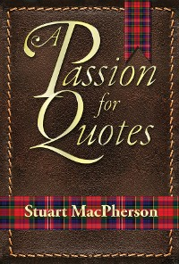 Cover A Passion for Quotes
