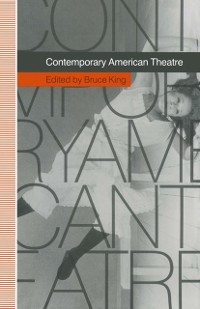 Cover Contemporary American Theatre