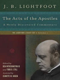 Cover The Acts of the Apostles