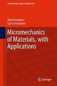 Cover Micromechanics of Materials, with Applications
