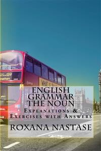 Cover English Grammar - The Noun