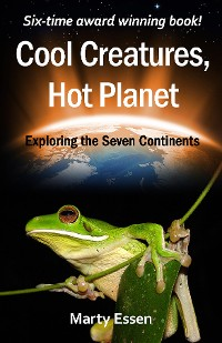 Cover Cool Creatures, Hot Planet