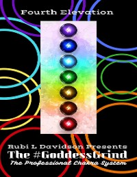 Cover The #Goddessgrind: The Professional Chakra System. Fourth Elevation