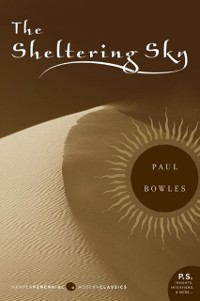 Cover Sheltering Sky