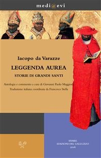 Cover Leggenda aurea. Storie di grandi santi