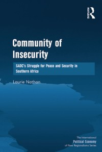 Cover Community of Insecurity