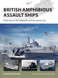 Cover British Amphibious Assault Ships