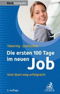 Cover Die ersten 100 Tage im neuen Job