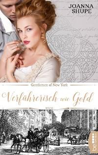 Cover Gentlemen of New York - Verführerisch wie Gold