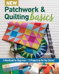 Cover New Patchwork & Quilting Basics