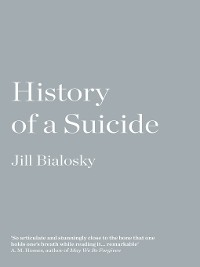 Cover History of a Suicide
