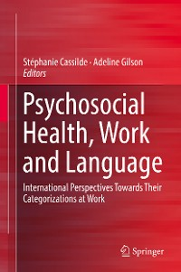 Cover Psychosocial Health, Work and Language