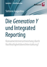 Cover Die Generation Y und Integrated Reporting