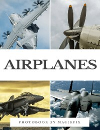 Cover Airplanes Photobook
