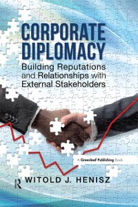 Cover Corporate Diplomacy