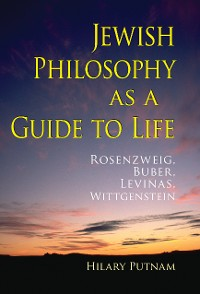 Cover Jewish Philosophy as a Guide to Life