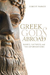 Cover Greek Gods Abroad