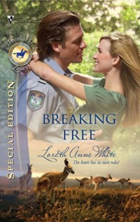 Cover Breaking Free (Mills & Boon Silhouette)