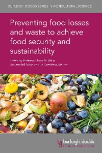 Cover Preventing food losses and waste to achieve food security and sustainability