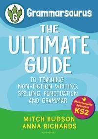 Cover Grammarsaurus Key Stage 2