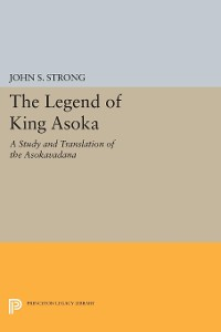 Cover The Legend of King Asoka