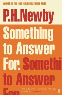 Cover Something to Answer For