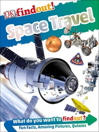 Cover DKfindout! Space Travel