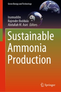 Cover Sustainable Ammonia Production