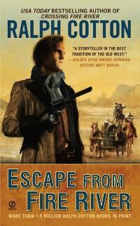 Cover Escape From Fire River