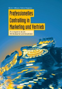 Cover Professionelles Controlling in Marketing und Vertrieb