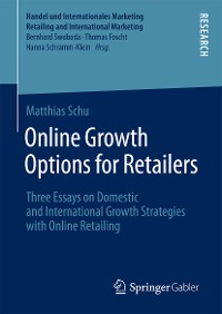 Cover Online Growth Options for Retailers