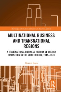 Cover Multinational Business and Transnational Regions