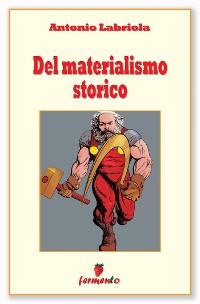 Cover Del materialismo storico