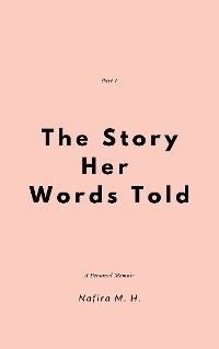 Cover The Story Her Words Told