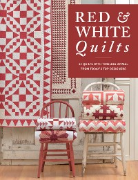 Cover Red & White Quilts