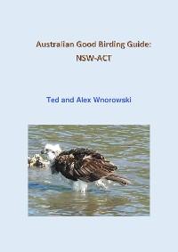 Cover Australian Good Birding Guide: NSW-ACT