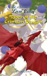 Cover Rider of the Crimson Dragon
