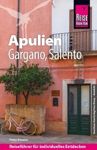 Cover Reise Know-How Reiseführer Apulien, Gargano, Salento