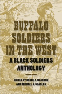 Cover Buffalo Soldiers in the West