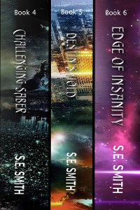 Cover The Alliance Boxset Books 4-6