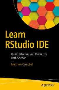 Cover Learn RStudio IDE