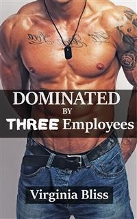 Cover Dominated By Three Employees