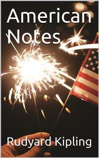 Cover American Notes