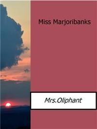 Cover Miss Marjoribanks