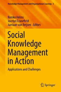 Cover Social Knowledge Management in Action