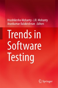 Cover Trends in Software Testing