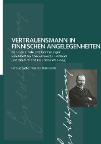 Cover Vertrauensmann in finnischen Angelegenheiten:
