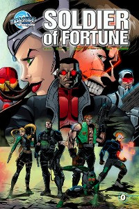 Cover Soldier Of Fortune #0