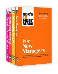 Cover HBR's 10 Must Reads for New Managers Collection
